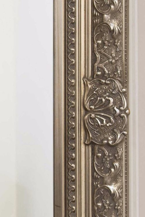 Merriott 117x86cm Gold Wall Mirror
