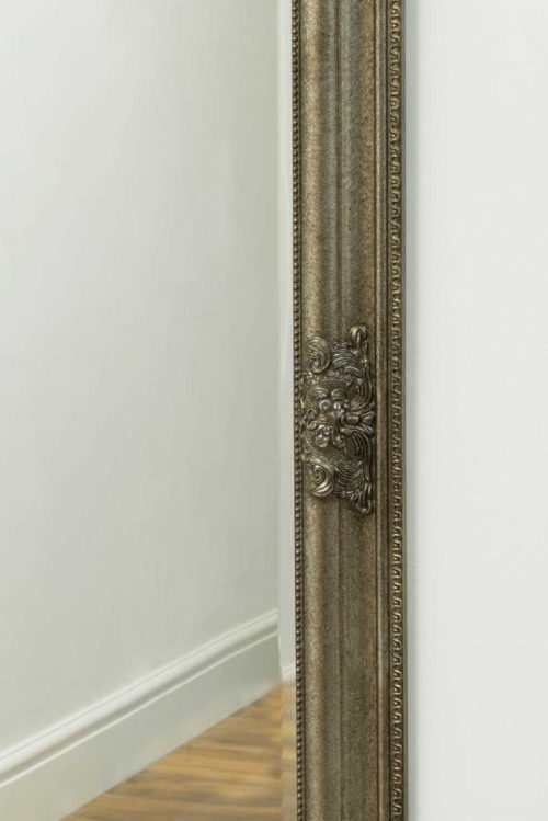 Tremaine 160x73cm Silver Extra Large Full Length Mirror