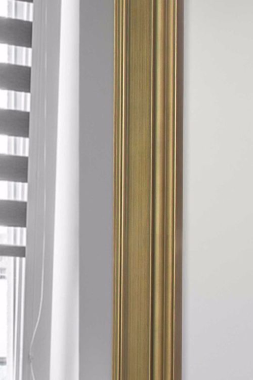 Williton 267x145cm Gold Extra Large Leaner Mirror