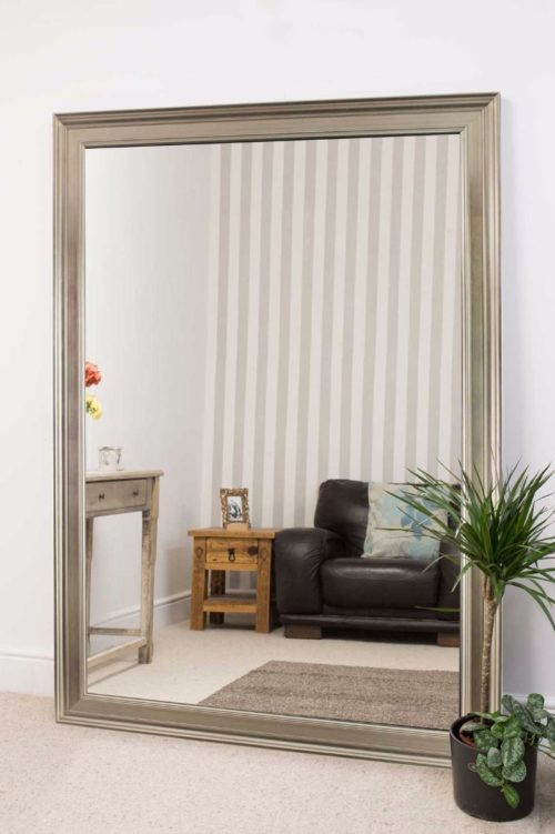 Williton 206x145cm Champagne Extra Large Leaner Mirror