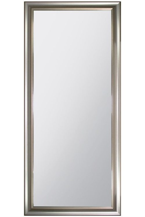 Churchill 166x75cm Silver Extra Large Full Length Mirror