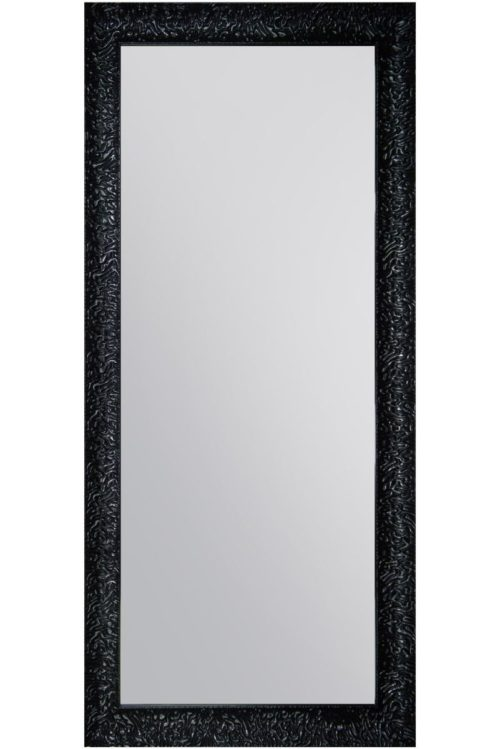 Rubel 168x77cm Black Extra Large Full Length Mirror