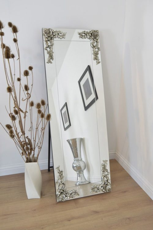 Cothelstone 165x57cm Frameless Extra Large Free Standing Mirror