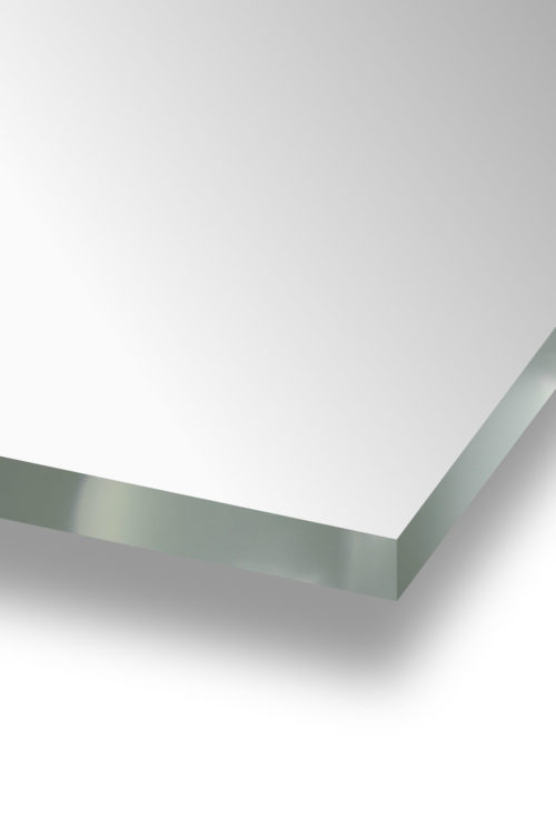 Cut Edge 3mm Mirror Glass