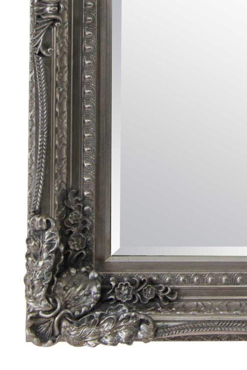 Bossington 215x154cm Silver Extra Large Leaner Mirror
