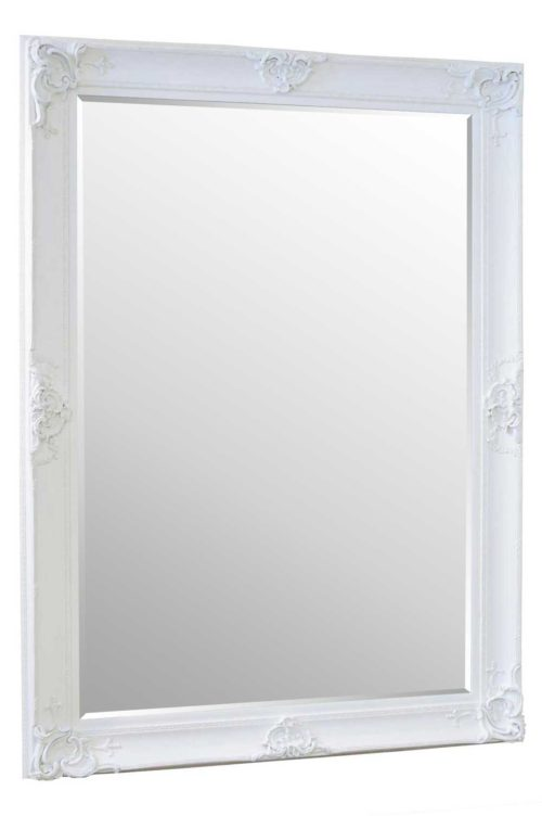 Winscombe 213x152cm White Extra Large Leaner Mirror