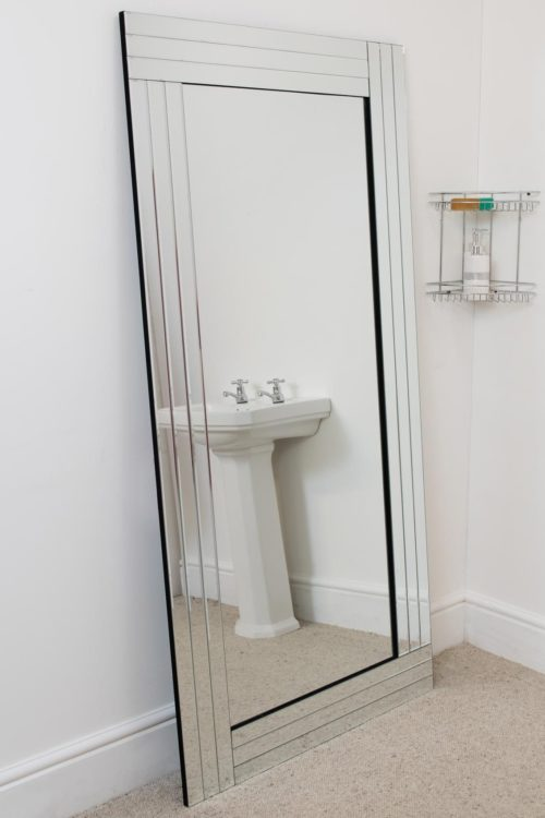 Lynmouth 174x85cm Frameless Extra Large Full Length Mirror